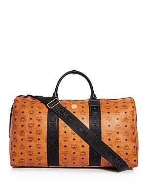 MCM VISETOS TRAVELER WEEKENDER DUFFEL BAG.  mcm  bags  travel bags  weekend 5452e491dc1e8
