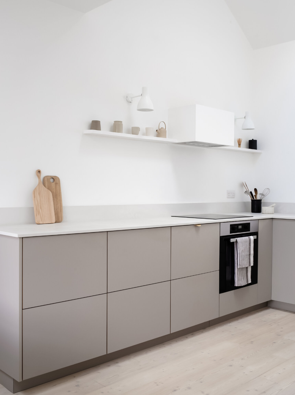 Our contemporary minimalist kitchen extension - the reveal