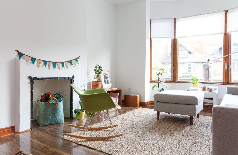 House Tour: A Bright Apartment for a Couple in Canada | Apartment Therapy