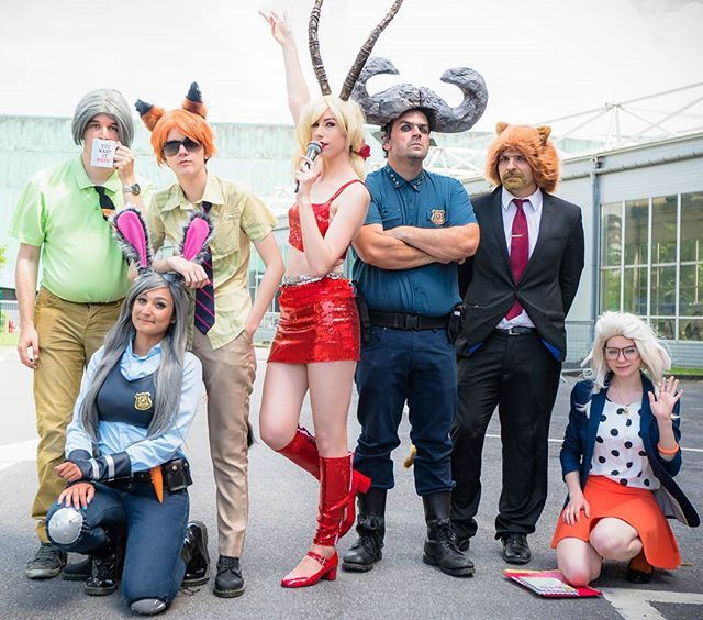 33 Zootopia Costume Ideas That Are Incredibly Easy to Put