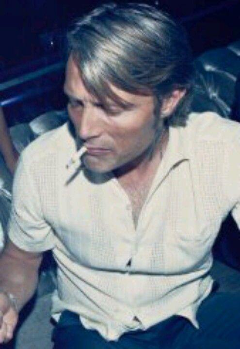 #Danish actor and former professional dancer Mads Mikkelsen (b. 1965)