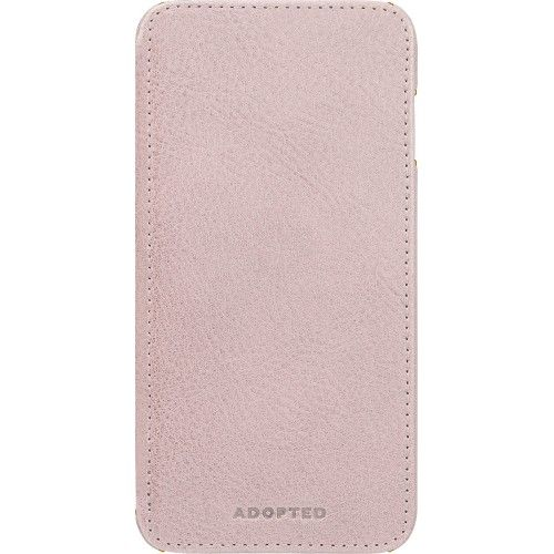 lowest price 56f87 efe7f ADOPTED - Leather Folio Case for Apple® iPhone® 6 Plus and 6s Plus ...