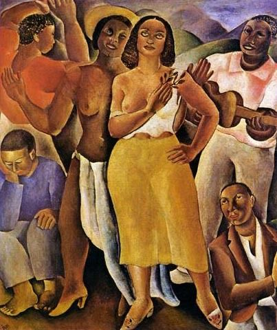 A Semana 22 Comemora 90 Anos Obras De Di Cavalcanti Producao De