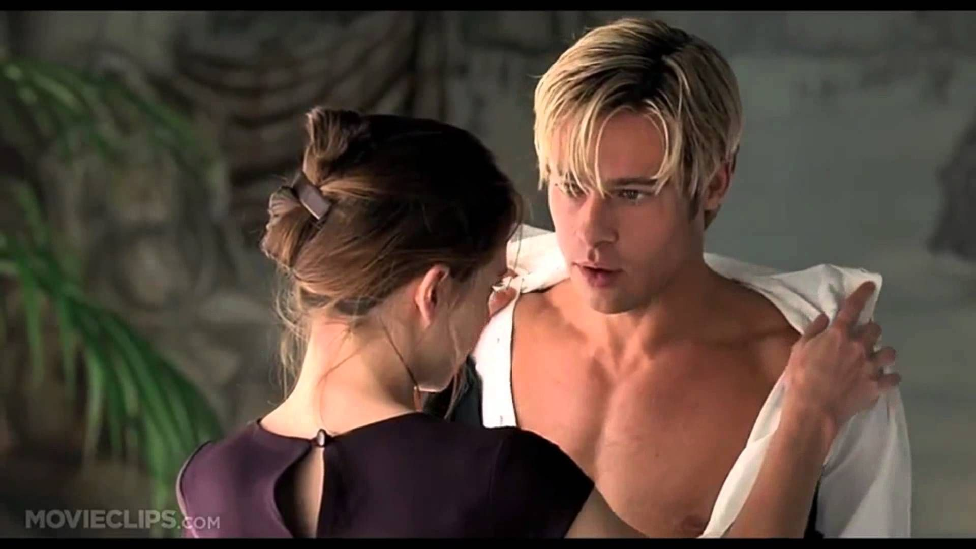 Claire Forlani Meet Joe Black 1998 1920 1080 Brad Pitt Young Brad Pitt Brad Pitt Shirtless