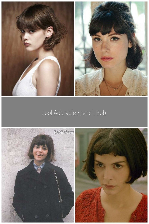 Pin on french-bob