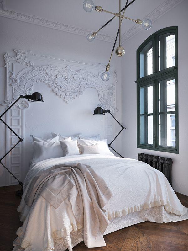 Bedroom Classic on Behance