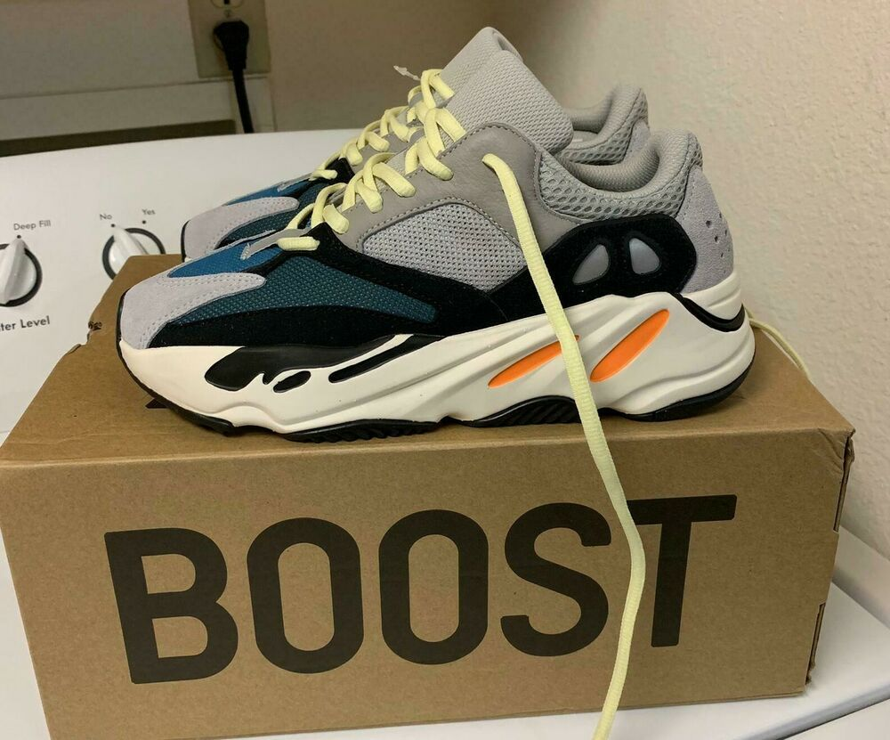 d740be2f9 eBay  Sponsored Adidas Yeezy Boost 700 Wave Runner Size 6.5 100% authentic  New with original box