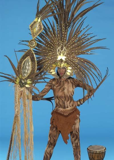 Miss Antigua And Barbuda 2003 National Costumes Miss Universo