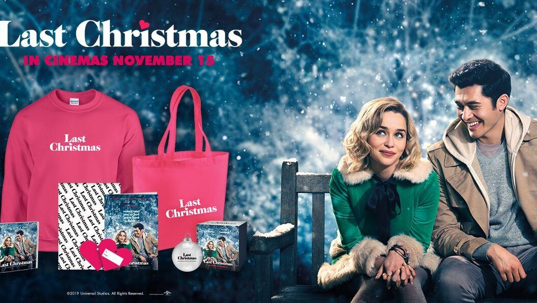 Win Last Christmas Merchandise! Flicks And The City