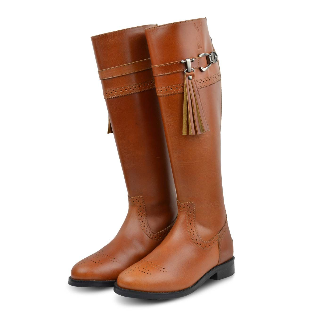 97226b52ae16a New and exclusive to Derby House, the Kinpurnie Orkney Long Leather Riding  Boots are a