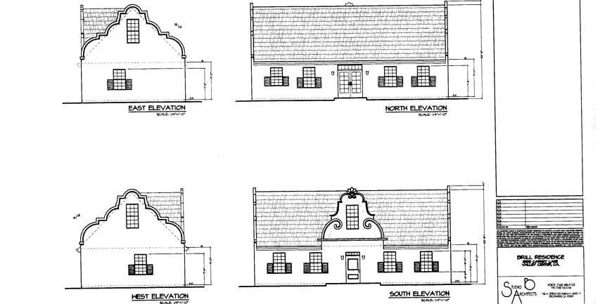 Old dutch cape house cape dutch houses pinterest for Cape dutch house plans