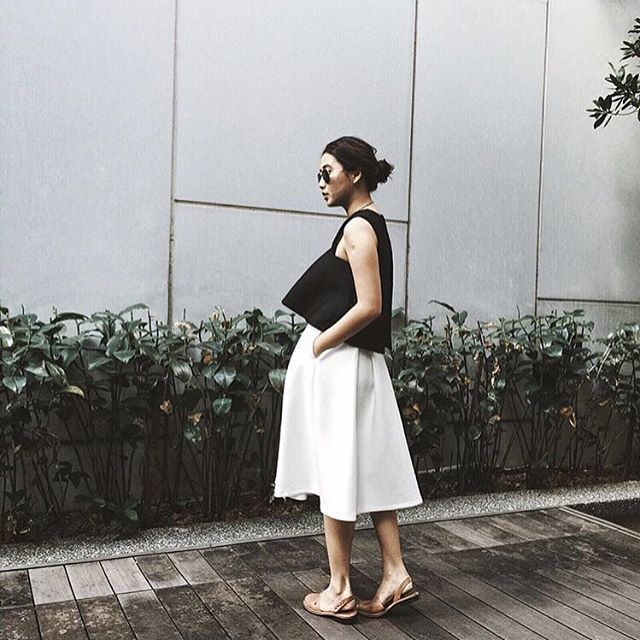 """A monochrome affair 