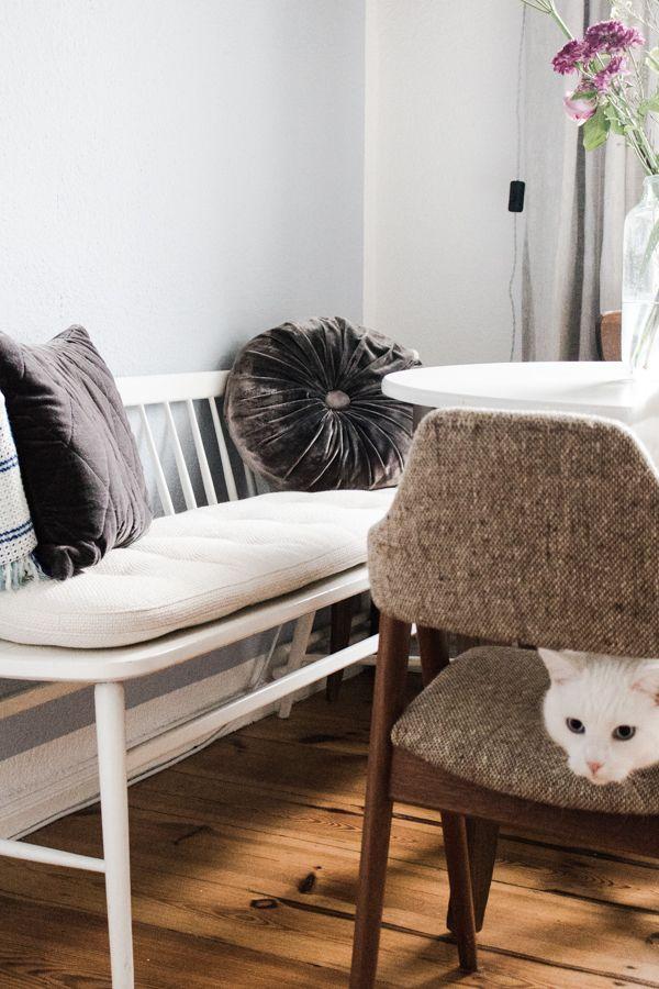 Neue Kategorie Katzenbesitzer Und Ihr Zuhause Die Homestory Mit Lieblingsmadchen Zuhause Wohnen Inneneinrichtung