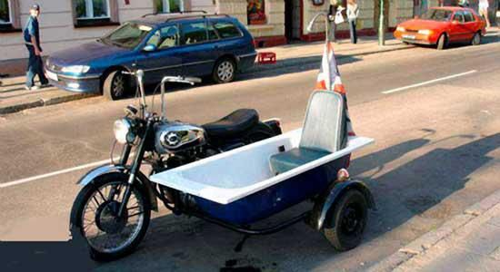 Funny Sidecar Motorcycle | Motorcycles | Pinterest |Funny Motorcycle With Sidecar