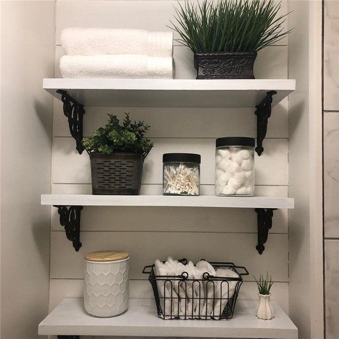 40+ DIY Small Bathroom Decor Ideas images