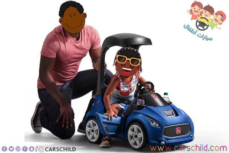 سيارة Turbo Coupe Kids الخاصة بالاطفال الصغار جدا Coupe Character Kids