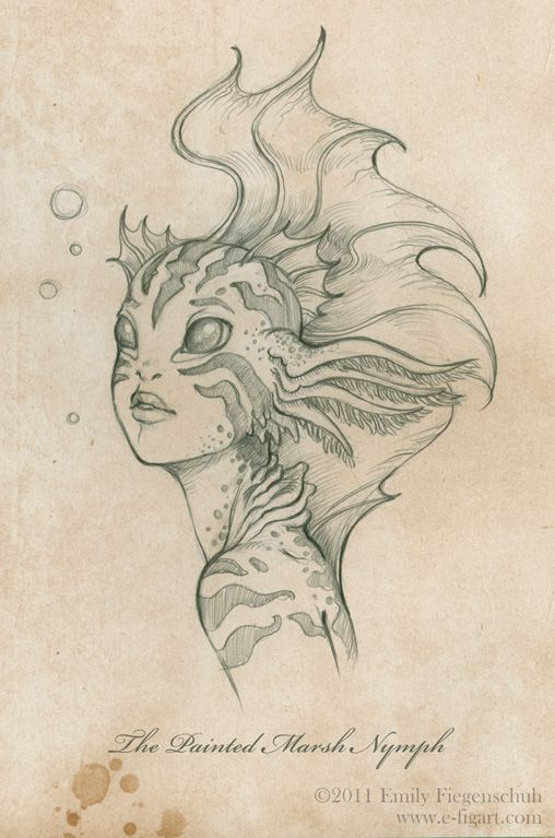 Photo of Image result for drawing fantasy creatures