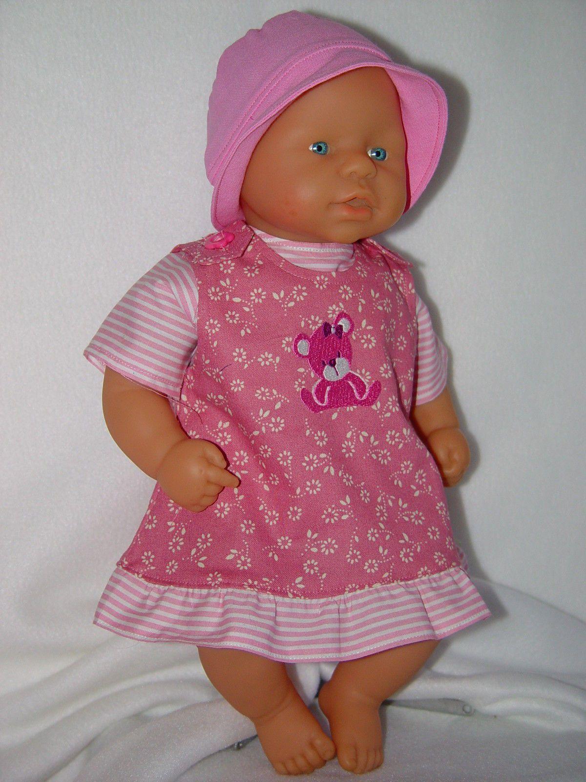 Details zu Puppenkleidung für little Baby Born 32 cm 43cm first ...