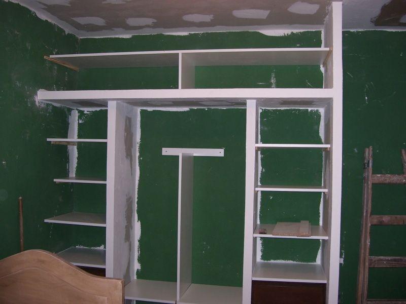 MUEBLES EN DURLOCK DURLOCK  Placares  Bedroom decor