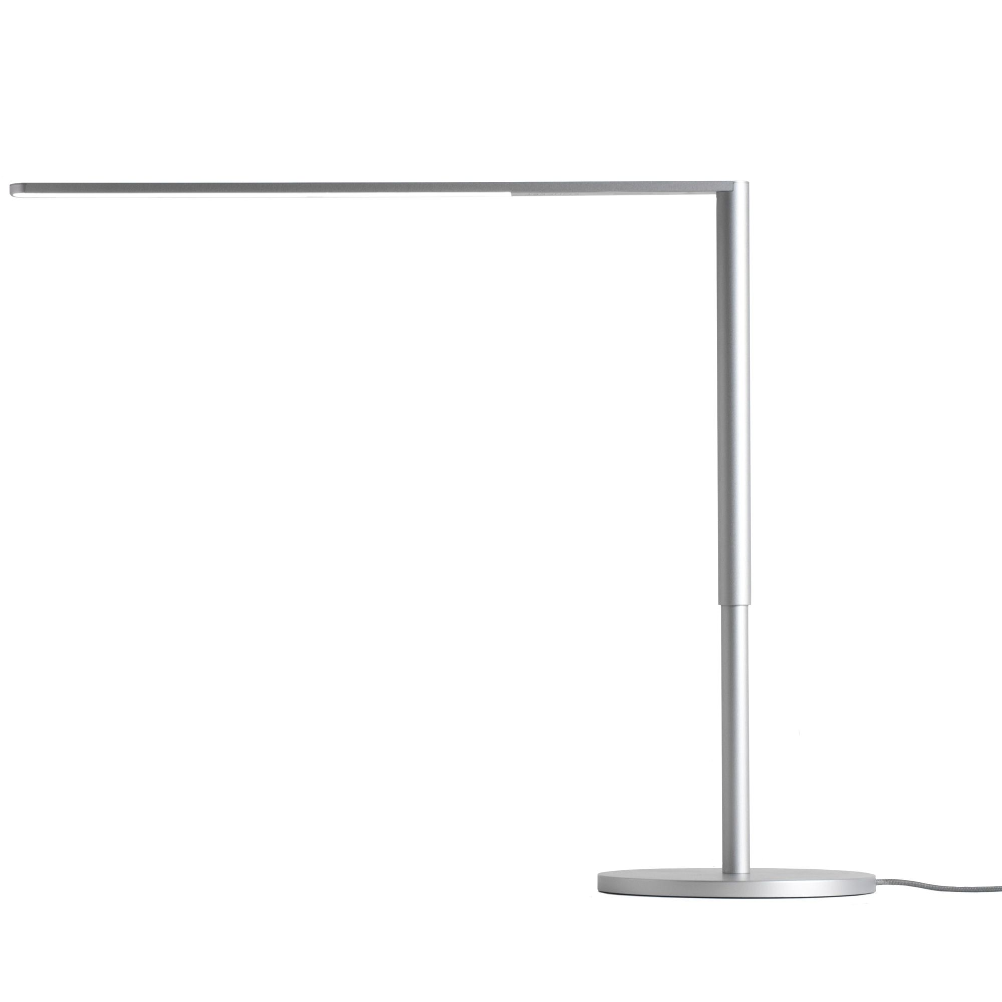 Lady7 Tunable Desk Lamp By Koncept Lighting L7 Sil Dsk In 2020 Lamp Contemporary Desk Lamps Modern Desk Lamp