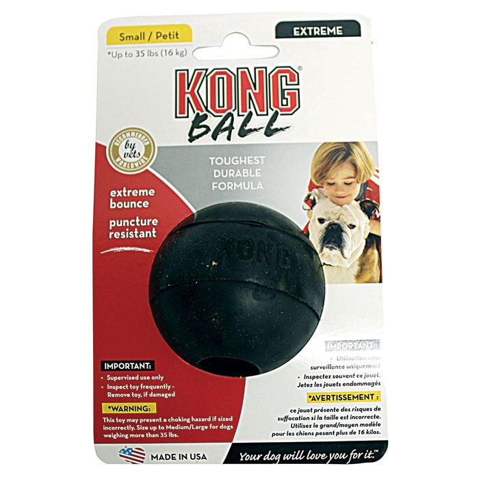 Extreme Ball Small Black Kong Extreme Ball Is One Of The