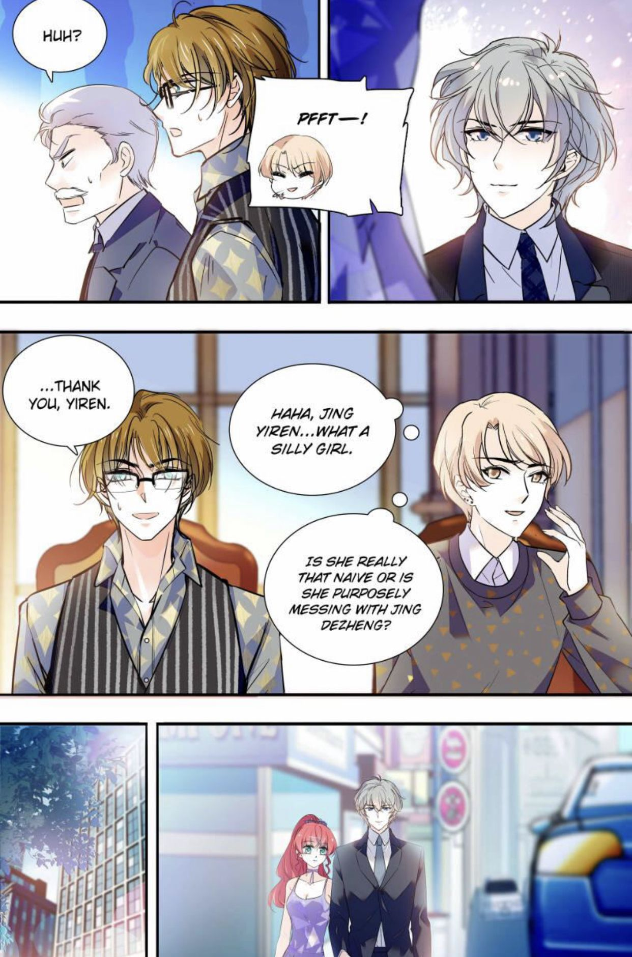 Chap 97 Manhwa, First night, Fictional characters