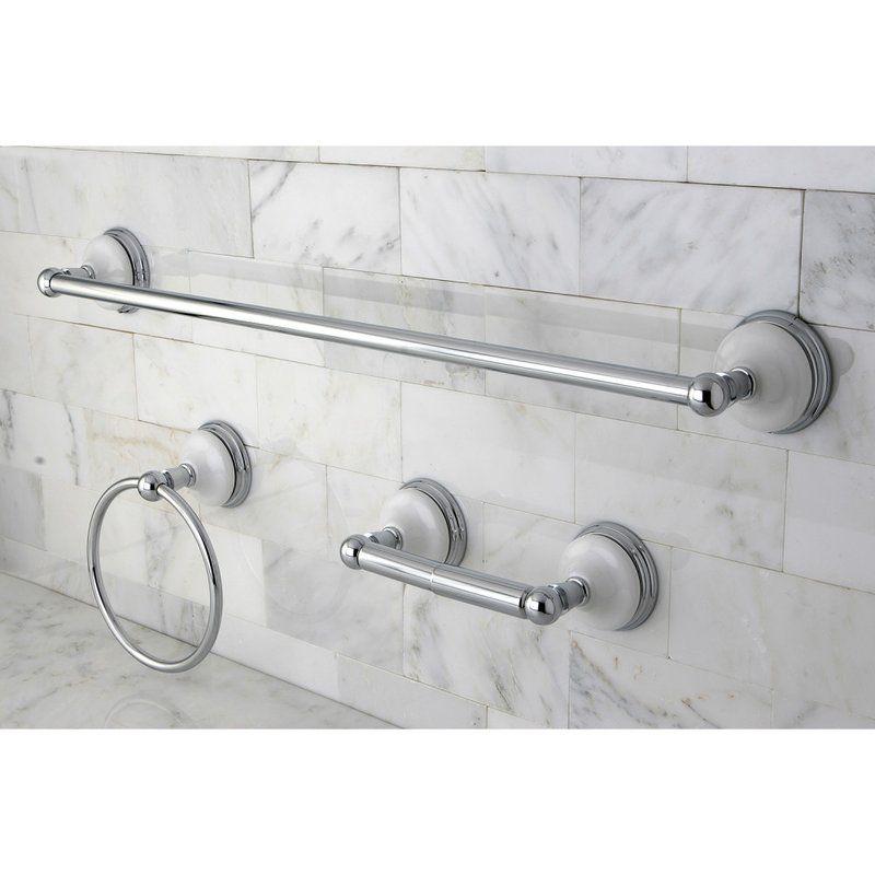 Victorian 3 Piece Bathroom Hardware Set In 2020 Bathroom Hardware Set Bathroom Towel Bar Bathroom Hardware