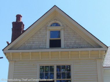 Best Fish Scale Shingle Siding Holds True To Victorian 400 x 300