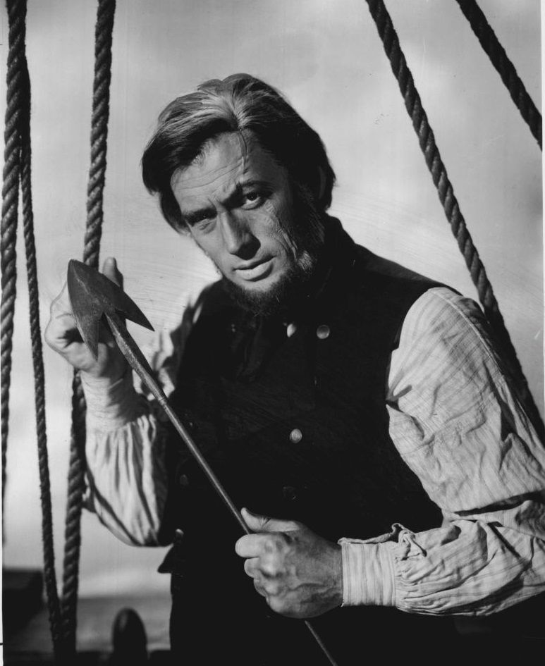 Gregory peck-moby dick