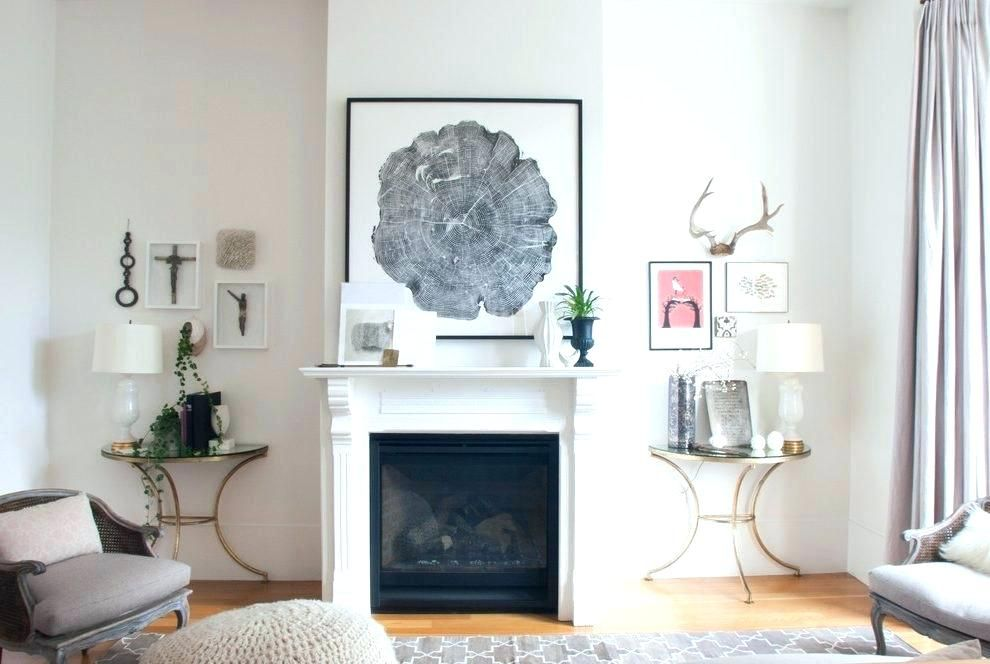 Image Result For Over The Mantel Art Victorian Living Room Fireplace Art Eclectic Living Room