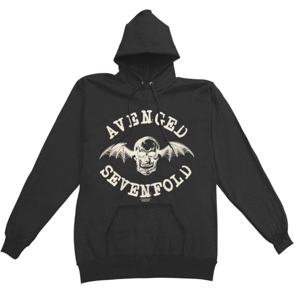 Logo Hooded Sweatshirt In 2021 Sweatshirts Hooded Sweatshirts Black Sweatshirts [ 1000 x 1000 Pixel ]
