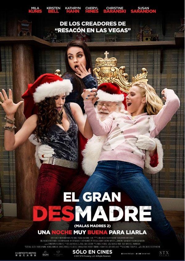 Estrenos De Cine De La Semana 8 De Diciembre 2017 Magazinespain Com Cine Peliculas Malas Madres