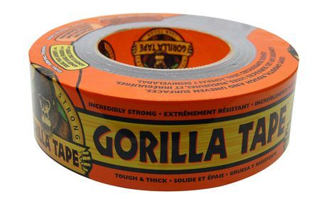 Gorilla Tape in 2019 | Products | Gorilla tape, Tape, Home depot