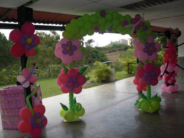 Cumpleaños de niña de mariposas y flores - Imagui | Alanna 1 ...