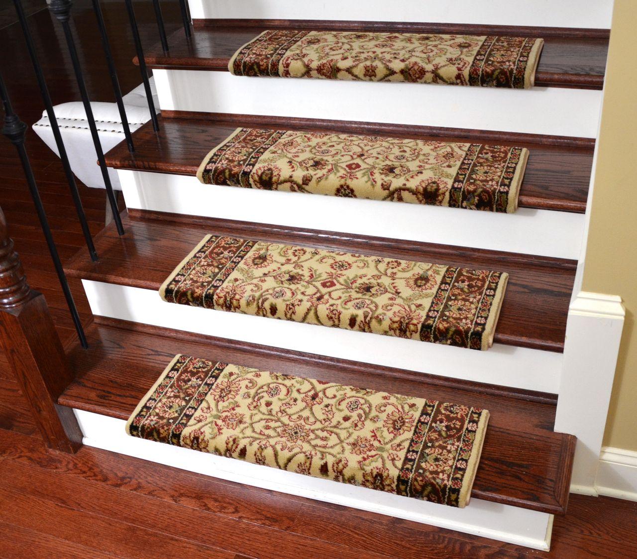 Best Dean Non Slip Tape Free Pet Friendly Stair Gripper 640 x 480