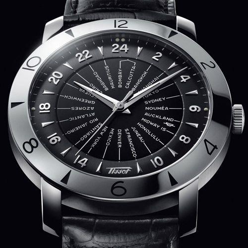 d1a710f463f SwissTime - TISSOT Heritage Navigator 160th Anniversary watch ...