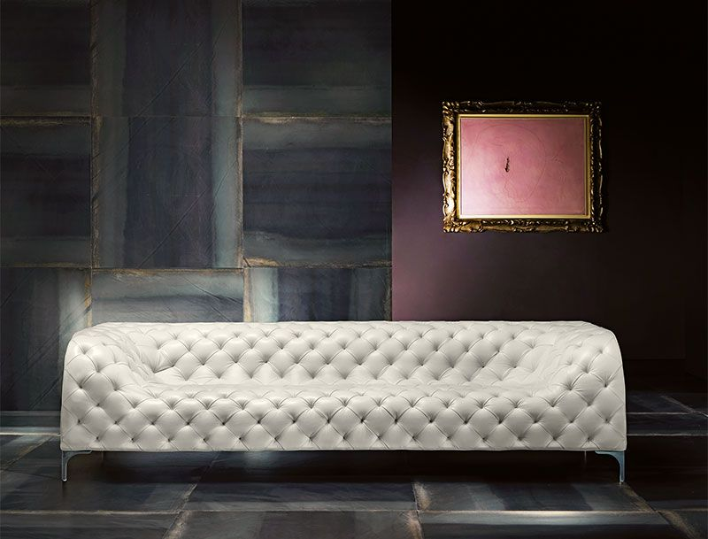 The Authur Sofa And Loveseat From Lof S Italy Hand Tufted Design