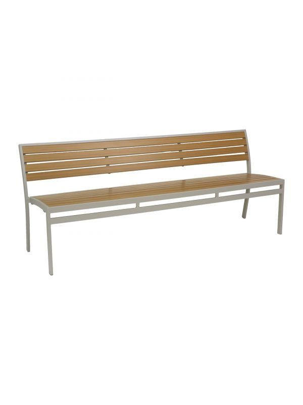 Wondrous Al 5602 Bench Florida Seating Contract Furniture Bench Ibusinesslaw Wood Chair Design Ideas Ibusinesslaworg