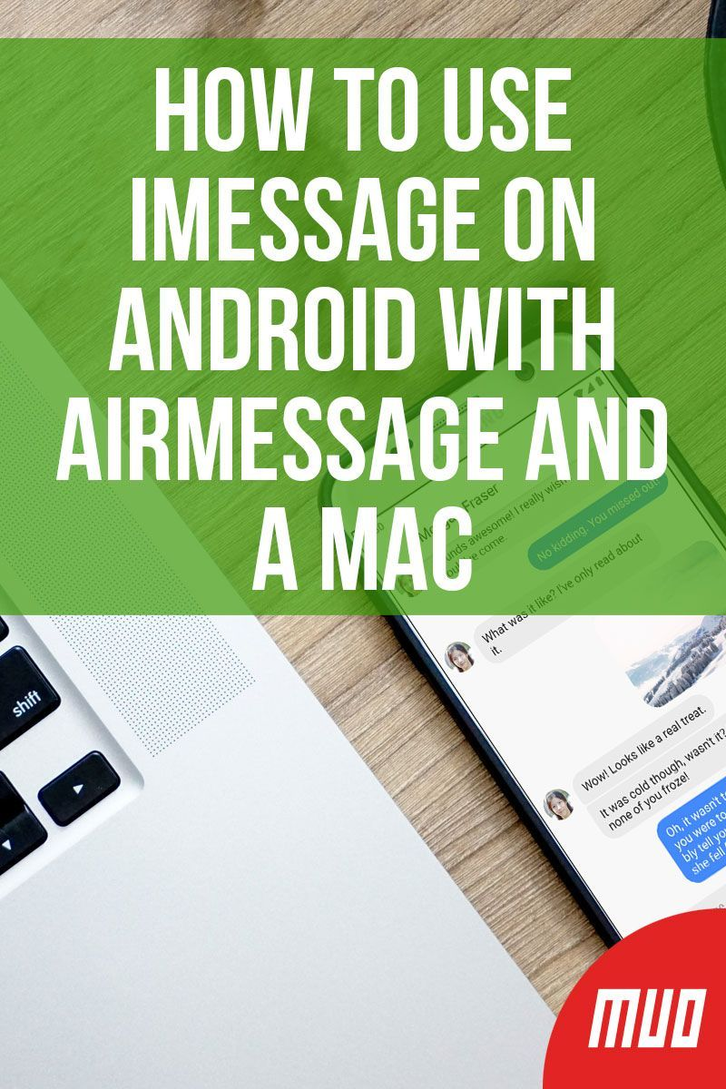 Imessage For Android 2019