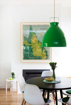 ACENTOS DE COLOR: VERDE | Pinterest | De colores, Verde y Color