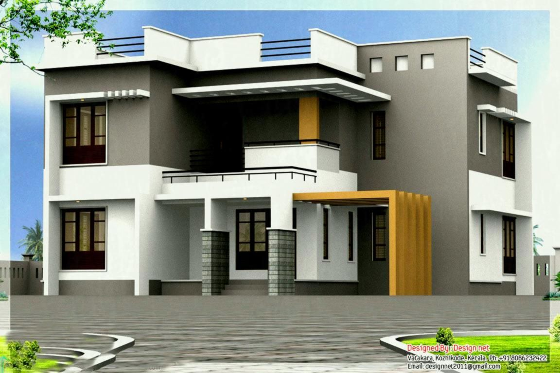 Low Cost Kerala House Plans With Estimate Kerala House Design Modern House Plans House Design Photos