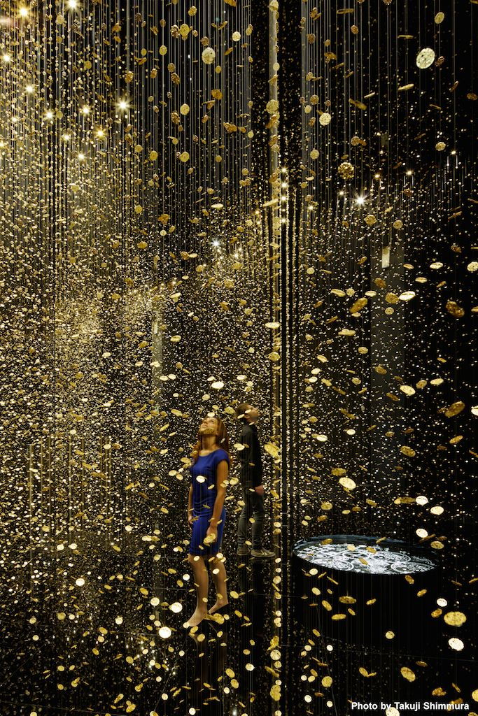 LIGHT is TIME, installation art for Citizen at Milano Design Week triennale by Tsuyoshi Tane(DGT)