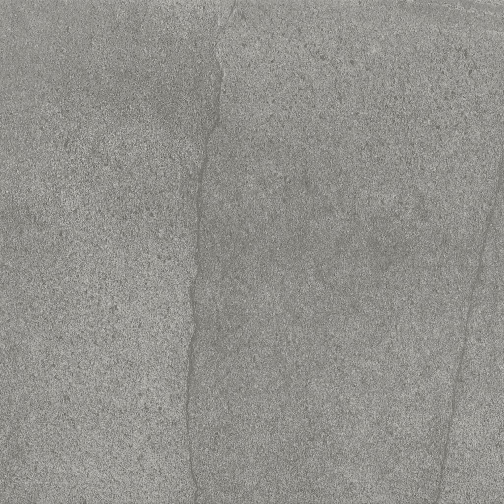 Feinsteinzeug Fliesen Steinoptik Living Stone Dark Grau 61