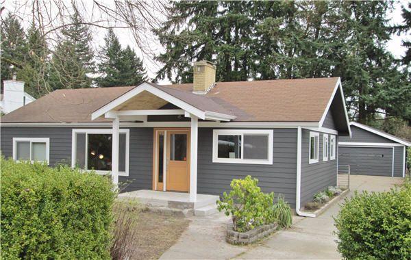 CertaPro Painters of North SeattleShoreline HouseColor