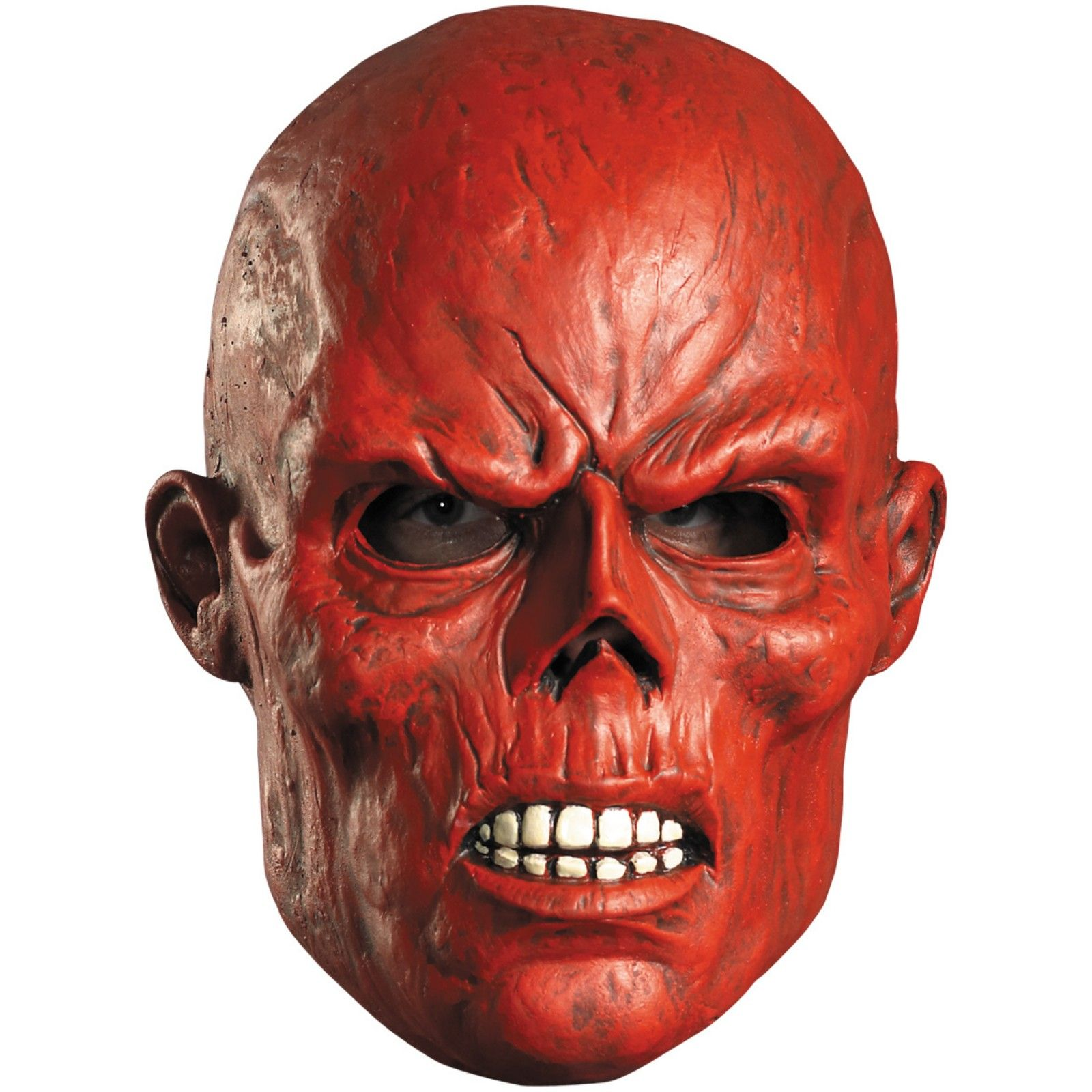 Red Skull Deluxe Mask $17 Masked
