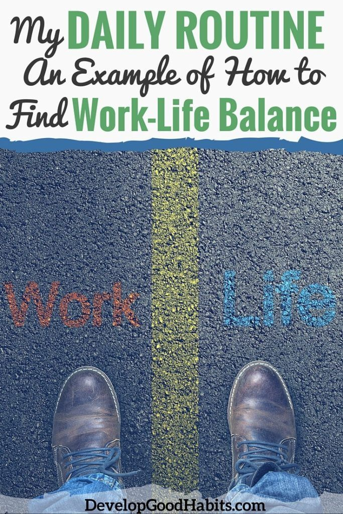 My Daily Routine An Example Of How To Find Work Life Balance Essay In English For Clas 8 6