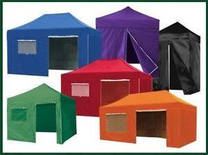 Eurmax 10x10 Pop Up Tent enclosure walls of Canopy / Select