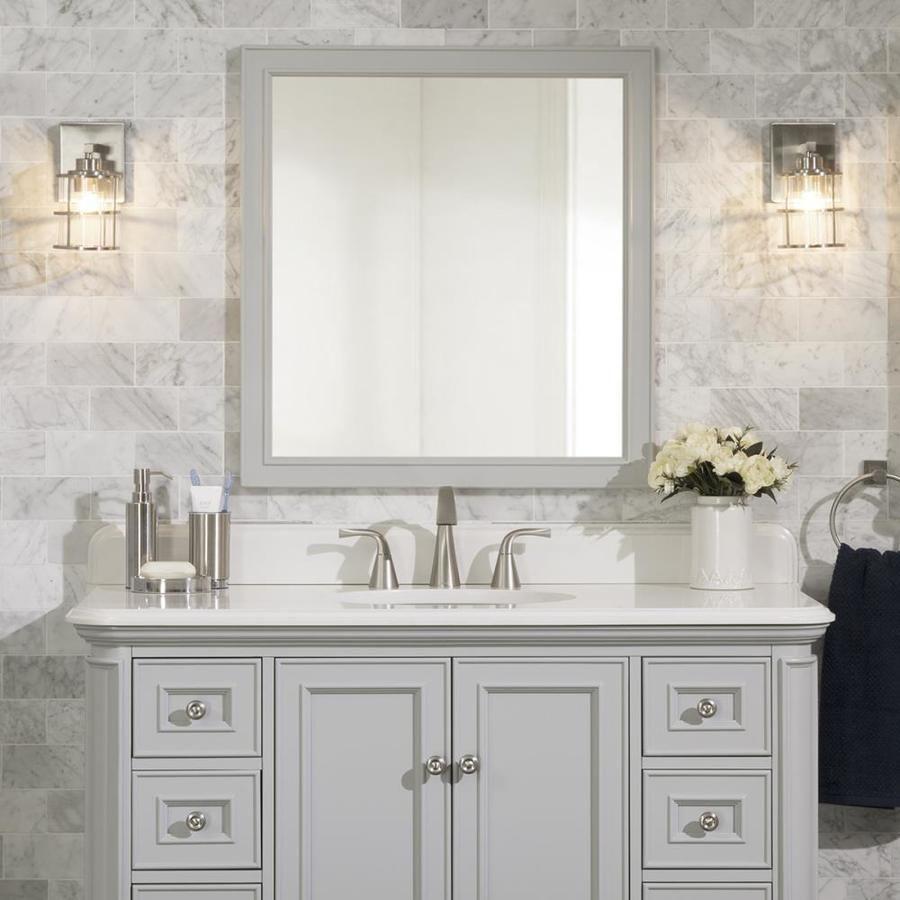 Bathroom Mirrors Lowes