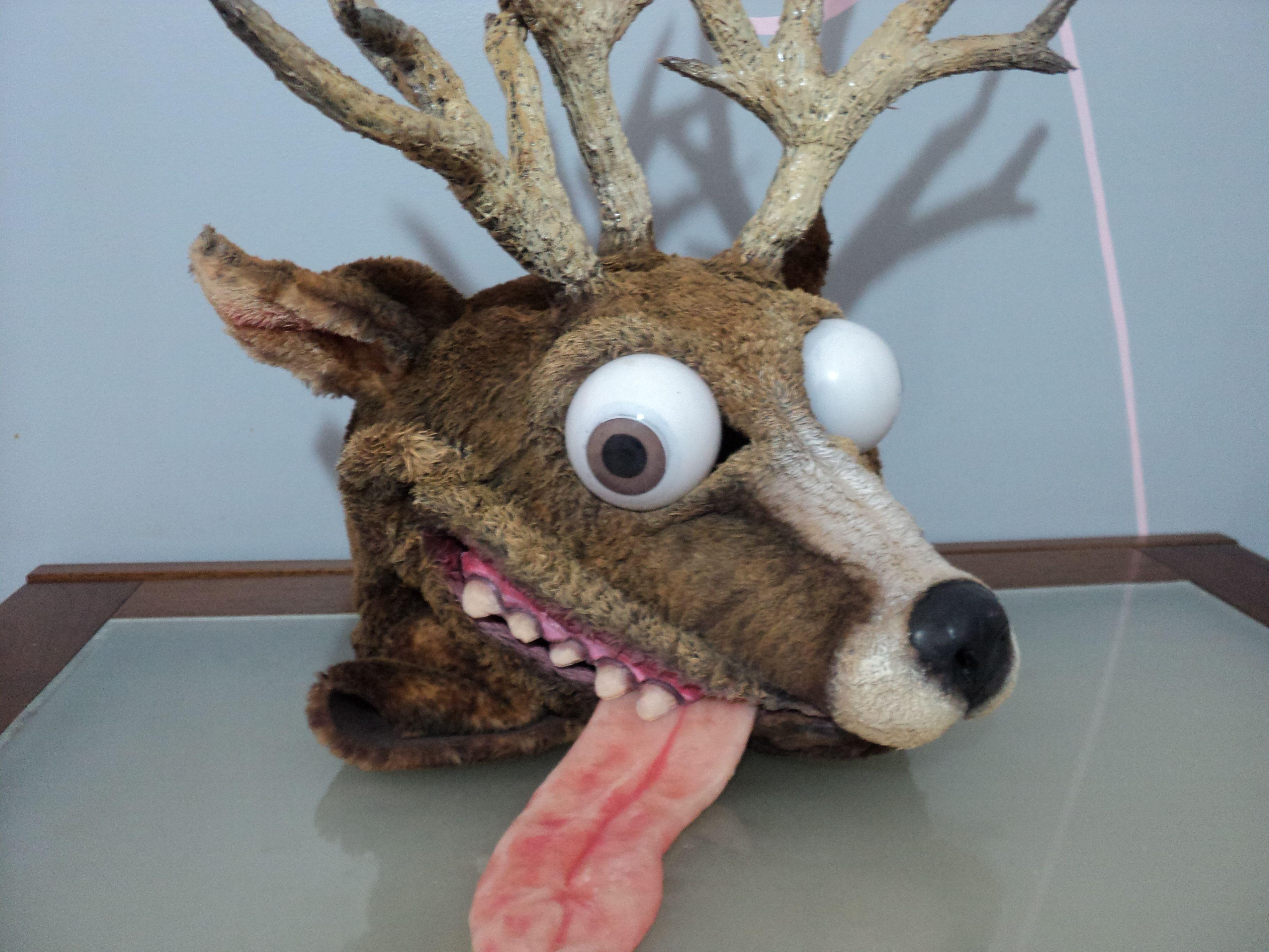 Mask Cervo