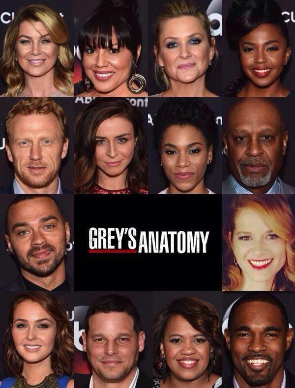 Grey\'s Anatomy. | GREY\'S ANATOMY | Pinterest | Anatomía de grey ...